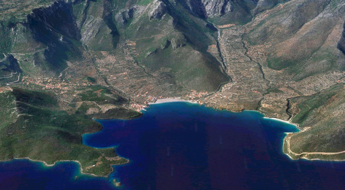 West coast of Peloponnese - Kyparisi